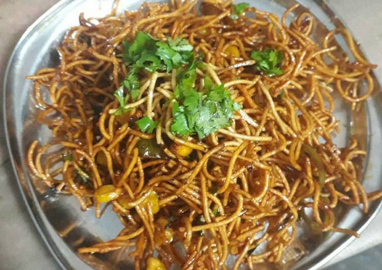 Chinese bhel recipe by nidhi amit jain cookpad chinese bhel forumfinder Image collections