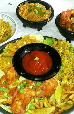resep masakan chinese platter