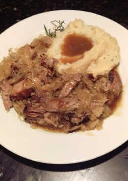 Braised Pork & Sauerkraut