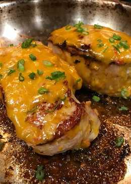 Leftover McNugget Sauce Pork Chop Glaze