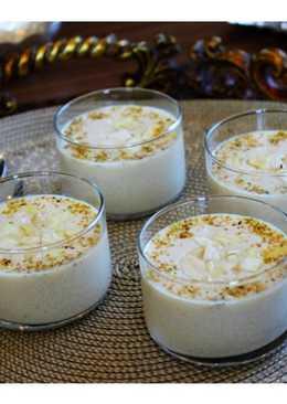 Firni - Pakistani Rice Pudding