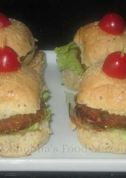 Mini Fish Burgers