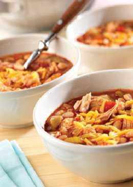 Chicken-White Bean Chili