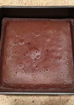Easy Gluten Free Brownie Cake