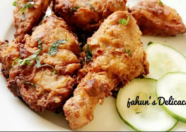 KFC Chicken Recipe by Jahun's Delicacies - Cookpad