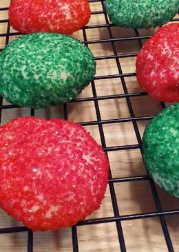 Sugar Cookie Sparkles
