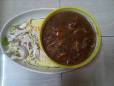 Manchuriyan soup