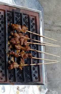 resep masakan indonesian meat bbq w peanut saucesatesatay