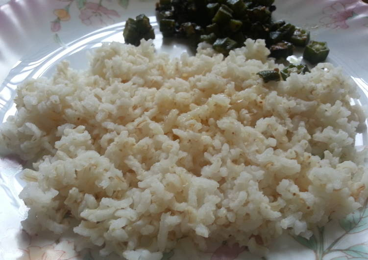 how to cook rice so