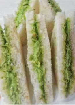Chicken Spinach Sandwich
