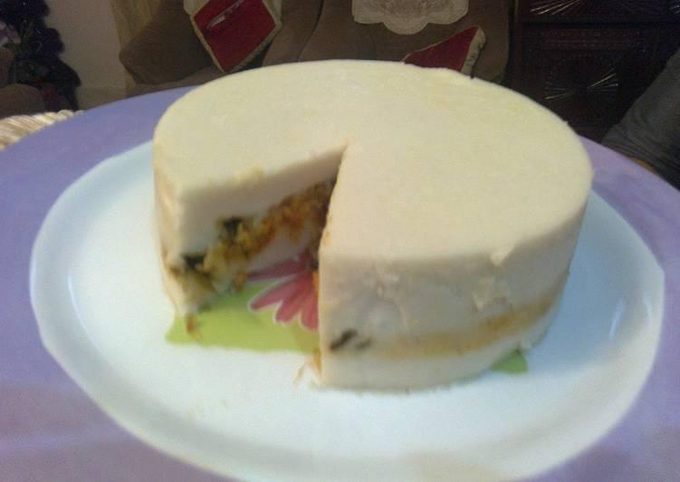 Rice And Prawn Pie