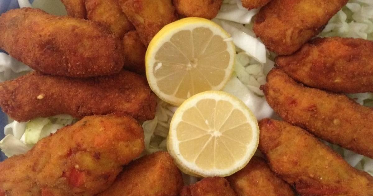 Leftover seafood recipes 95 recipes cookpad for Leftover fish recipes