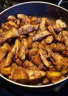 Garlic Butter Chicken & Potatoes
