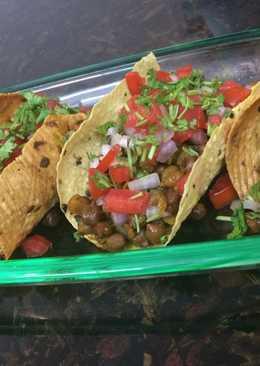 Indian Papad tacos
