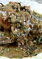 Chicken Mirch Malai