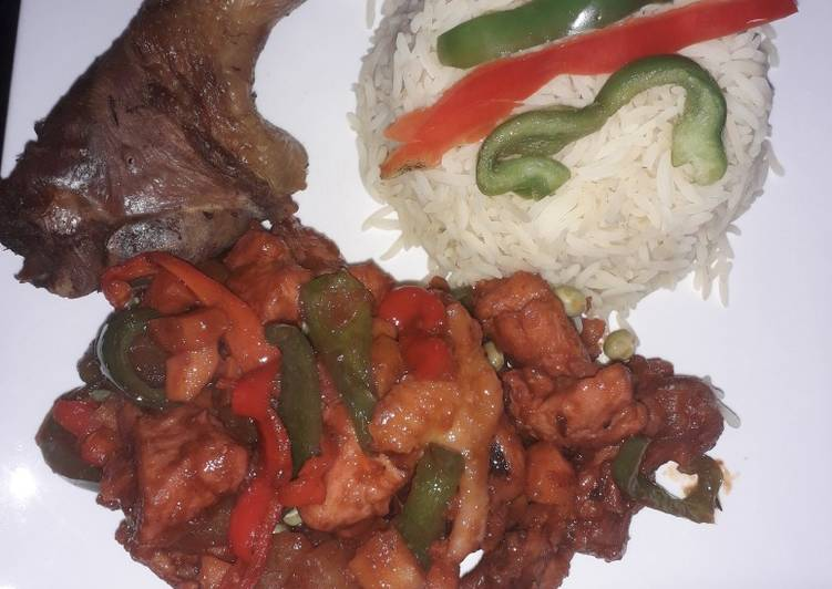 Chicken Afritada Recipe By Irene Peters Abuja Mom 4 Cookpad India