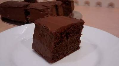Chocolate Cake (without eggs)