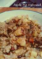 resep masakan apple pie oatmeal