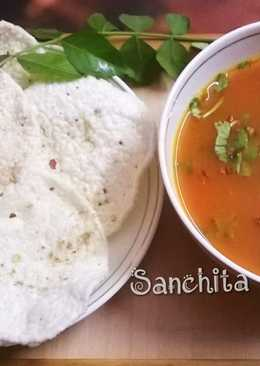 Tomato Rasam Andhra Style