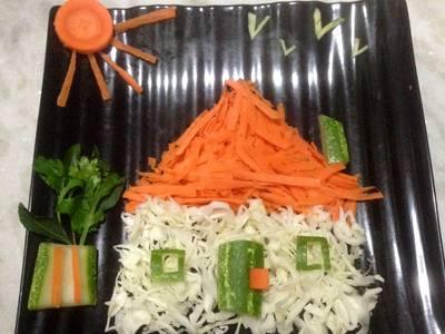 Vegetables House