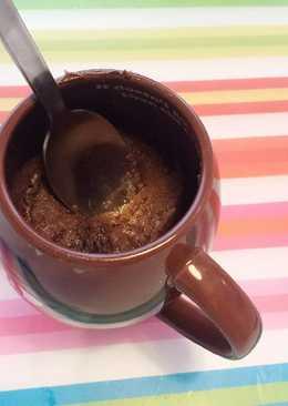 Cocoa Sponge Mug Cake
