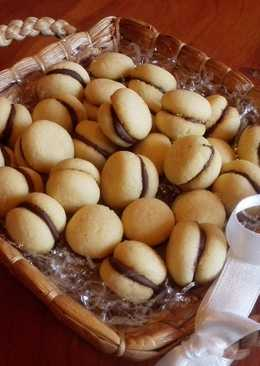 Baci di Dama - Italian Dessert
