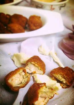 Cheesy Chicken Bites