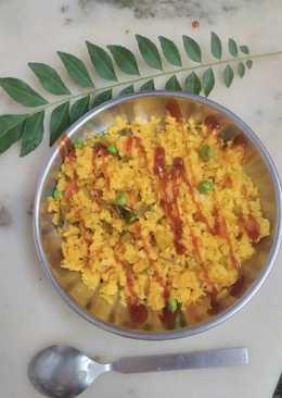 Mix veg Poha