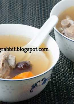 resep masakan chinese special soup