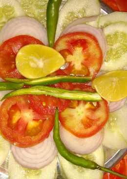 Healthy & tasty salad