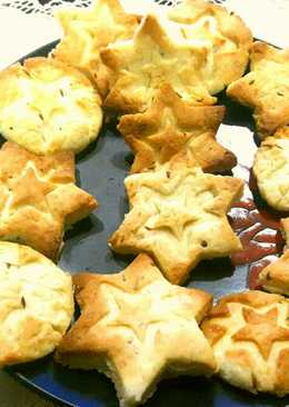 Jeera Biscuits with double star