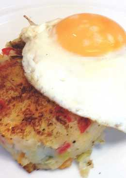 Peppered Potato Cakes