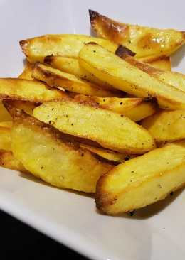 Home made oven chips!!!