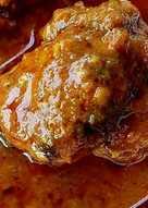 Chicken in Coconut Gravy