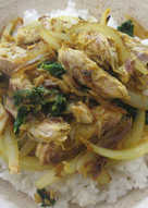 Curry Mackerel Don