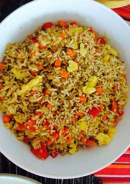 Nasi Goreng (only egg)