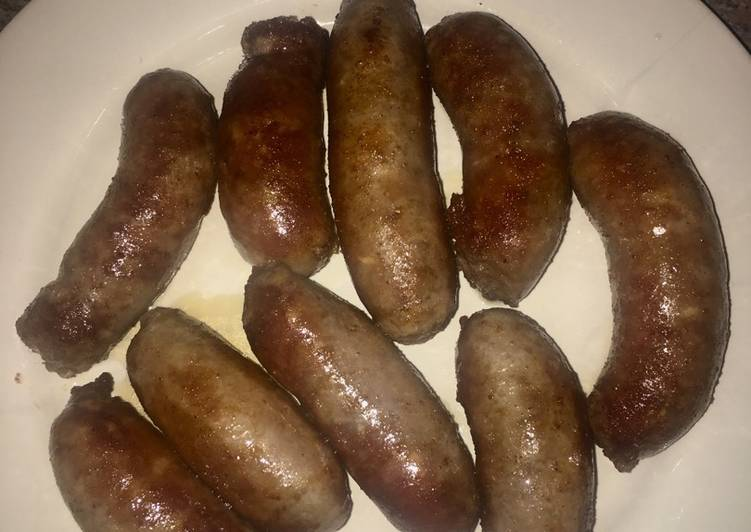 Pork sausages Recipe by Nomsa Maluleke - Cookpad Kenya