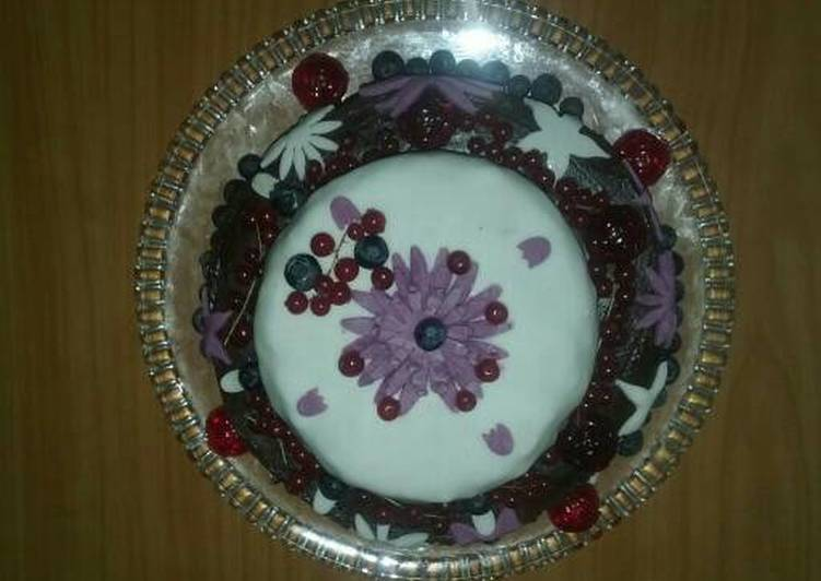Dads Birthday Cake Recipe By SofieUS