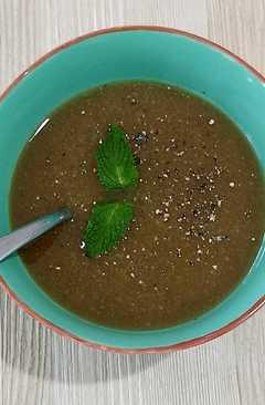 resep masakan iced cucumber soup