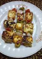 Paneer tawa kebab