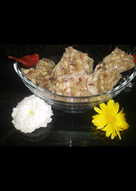 Khajoor and Dry fruit Barfi