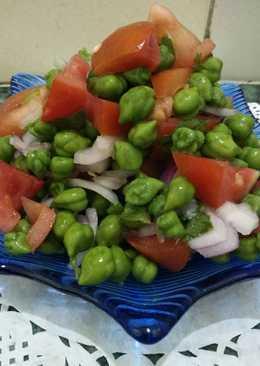 Green Chana Salad