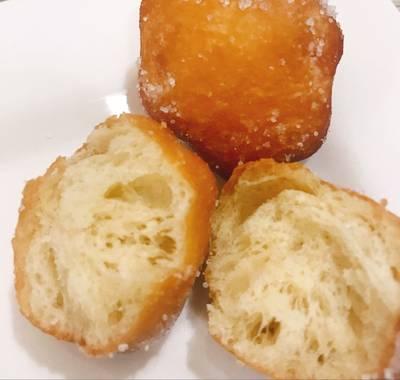 Round donut
