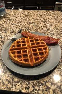 resep masakan keto waffles