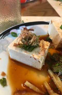 resep masakan hiyayakko cold tofu