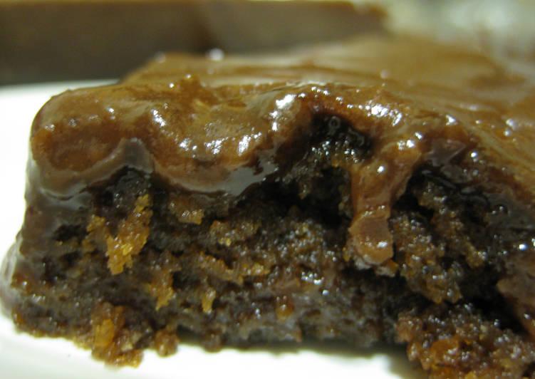 Cinnamon Chocolate Cake