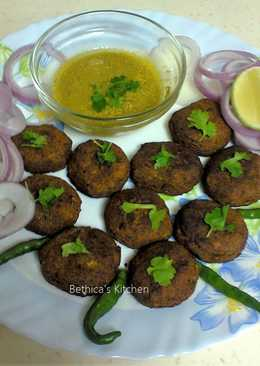 Black Chana Kebab