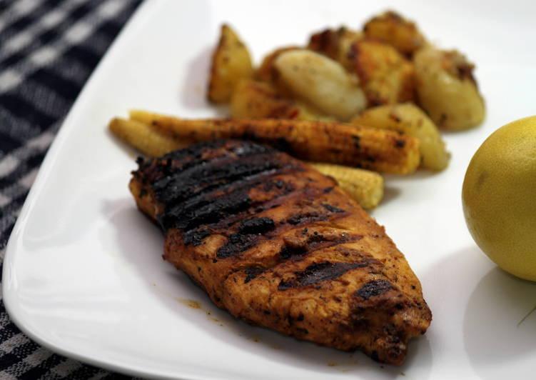 Tandoor Masala Marinade for Grill/Fry