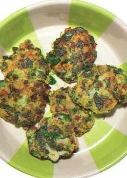 Mini Pig Green-with-Envy St. Pattys Potato Cakes