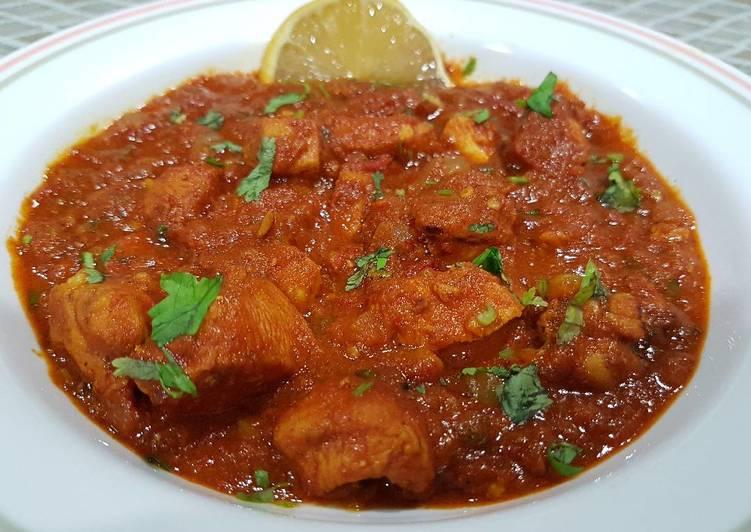 Indian Chicken Vindaloo Recipe By Ikhwan Arif Cookpad